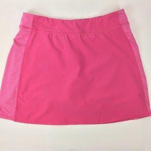 Pink Soybu activewear skirt